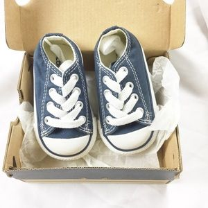 NEW Converse Blue Infant Chuck Taylor Shoes